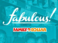 Featured on the Family Dollar Vlogger event