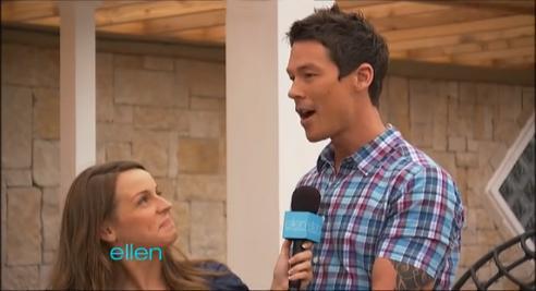 Tv video the ellen degeneres show huge home makeover for House makeover tv show